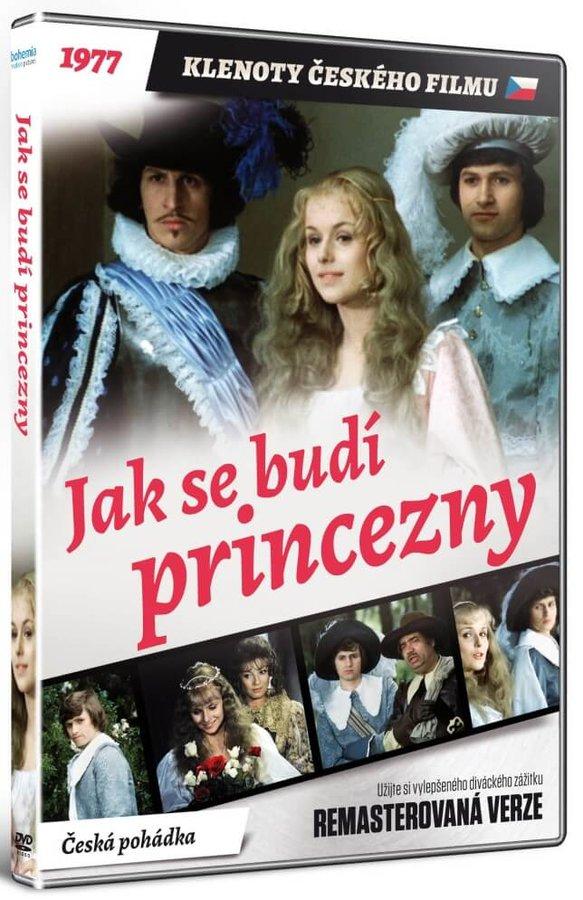 Jak se budí princezny (DVD) - remasterovaná verze