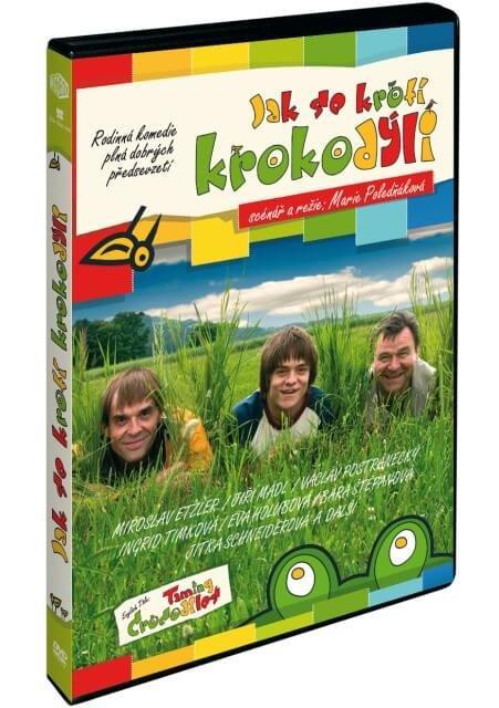 Jak se krotí krokodýli (DVD)
