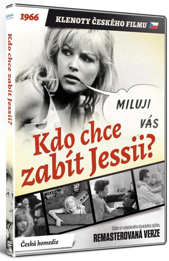 Kdo chce zabít Jessii? (DVD) - remasterovaná verze