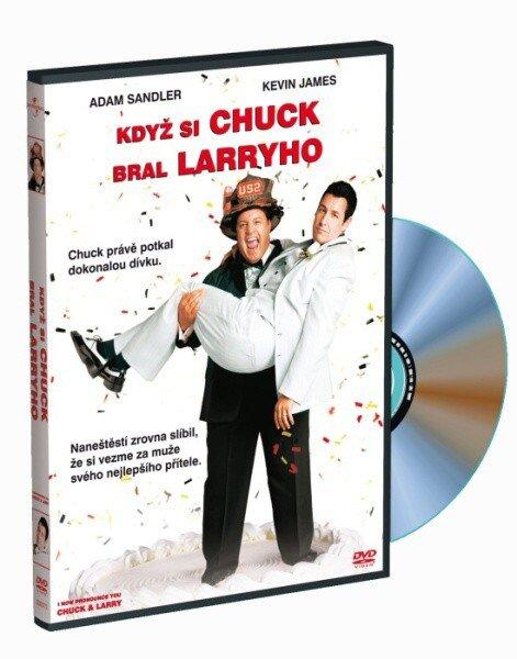 Když si Chuck bral Larryho (DVD)