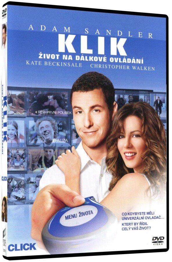Klik: Život na dálkové ovládání (DVD)