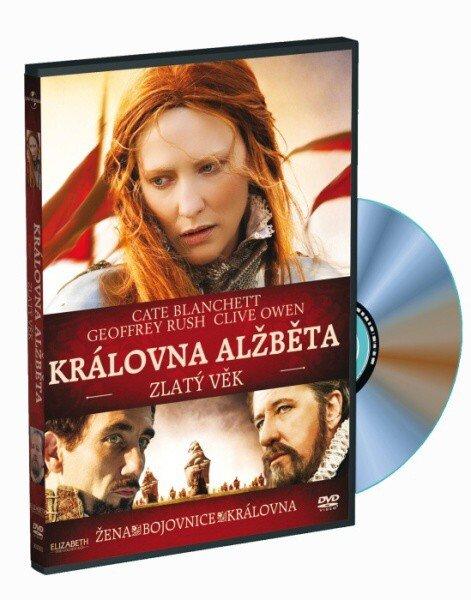 Královna Alžběta: Zlatý věk (DVD)