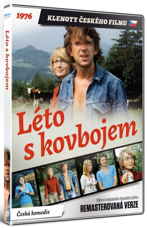 Léto s kovbojem (DVD) - remasterovaná verze