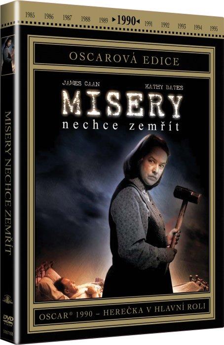 Misery nechce zemřít (DVD) - Oscarová edice