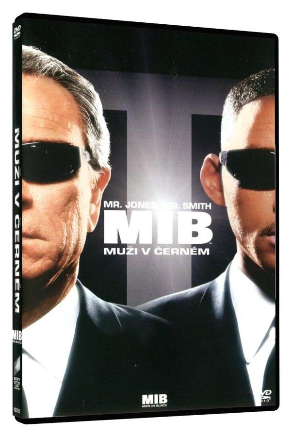 Muži v černém (DVD)