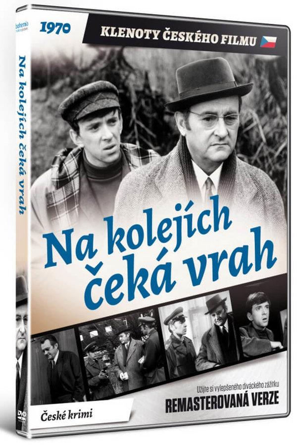 Na kolejích čeká vrah (DVD) - remasterovaná verze