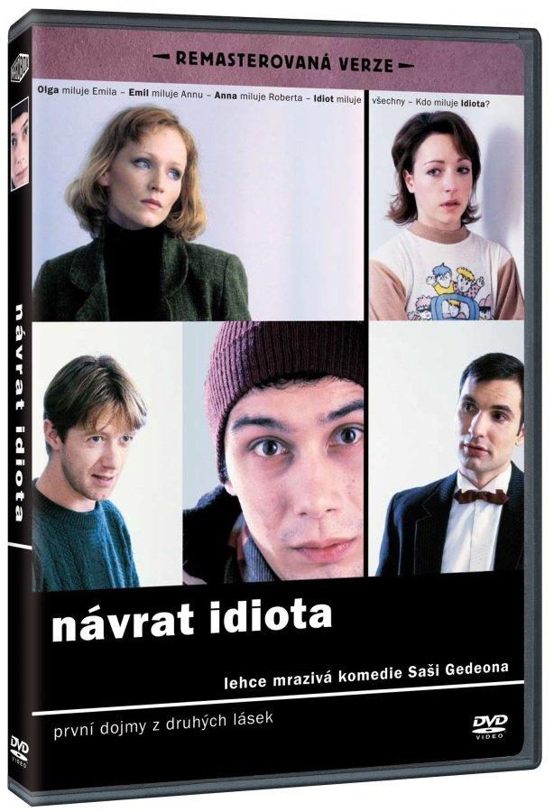 Návrat idiota (DVD) - remasterovaná verze