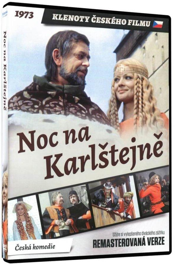 Noc na Karlštejně (DVD) - remasterovaná verze