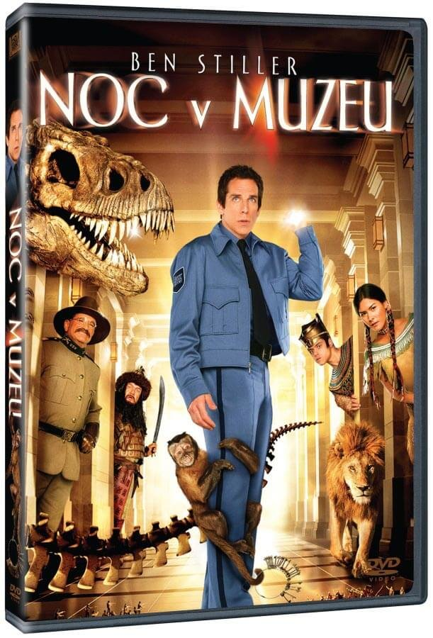 Noc v muzeu (DVD)