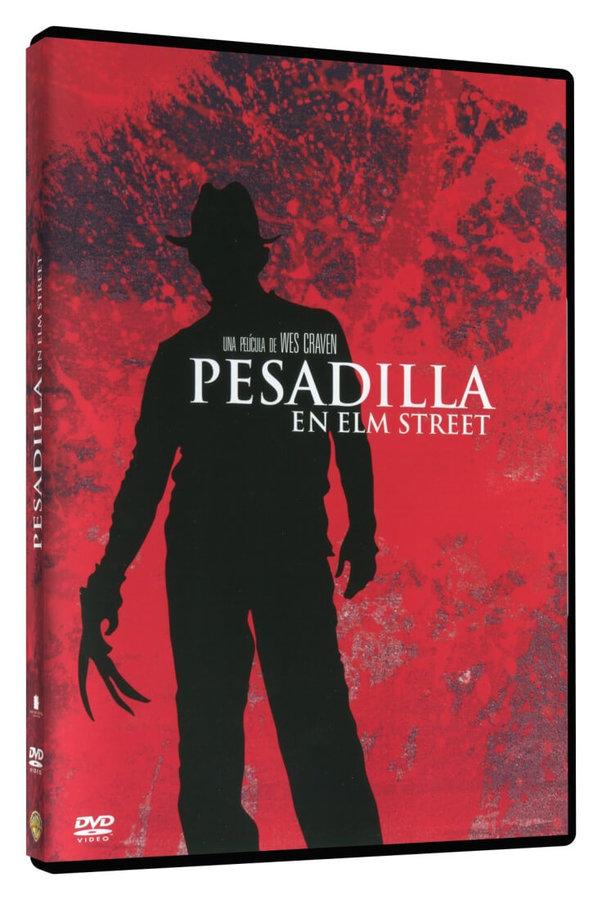Noční můra v Elm Street (1984) (DVD) - DOVOZ