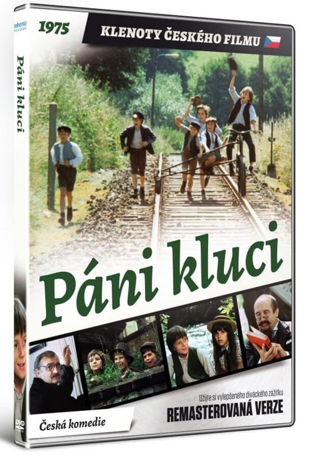 Páni kluci (DVD) - remasterovaná verze