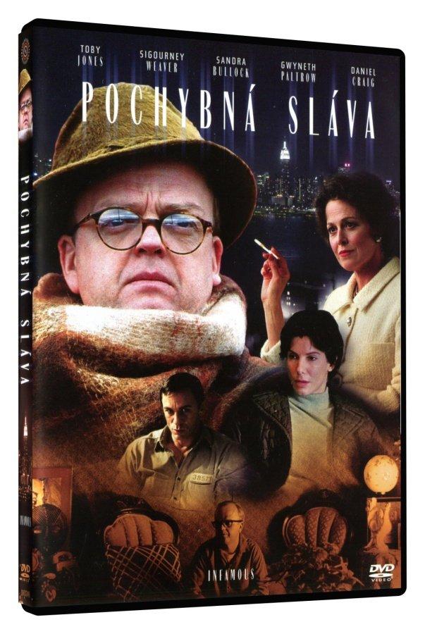 Pochybná sláva (DVD)