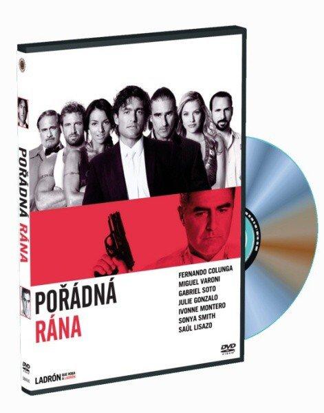 Pořádná rána (DVD)