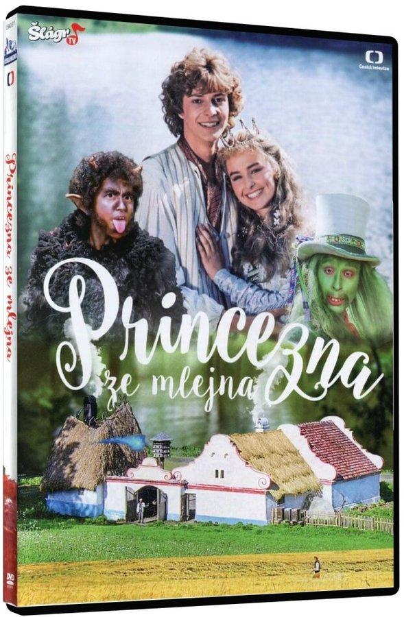 Princezna ze mlejna (DVD)