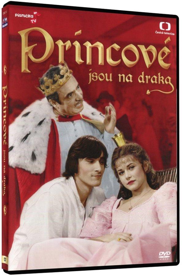 Princové jsou na draka (DVD)