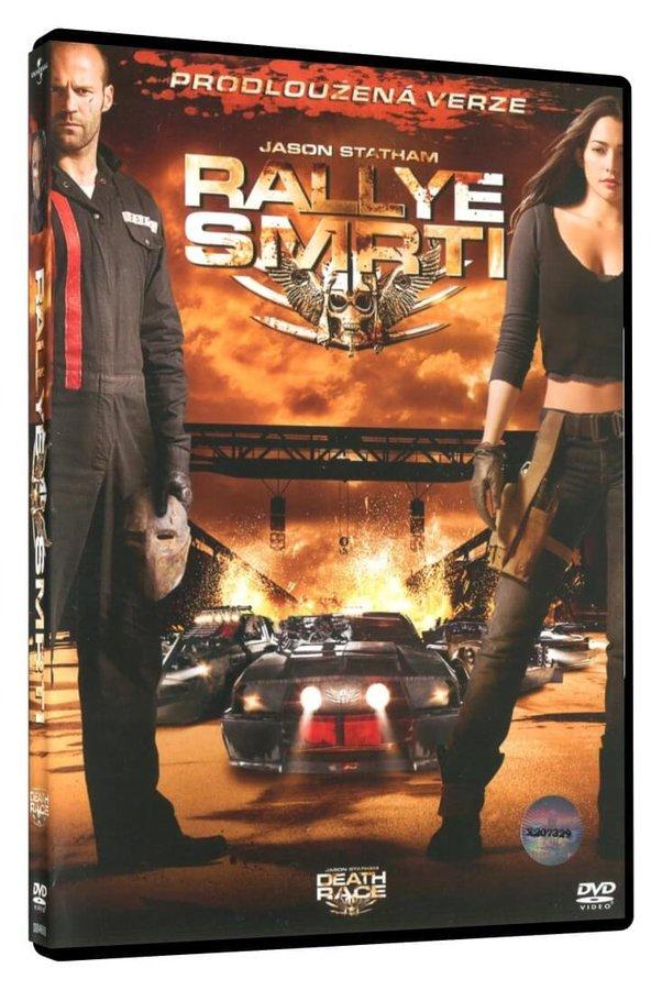 Rallye smrti (DVD)