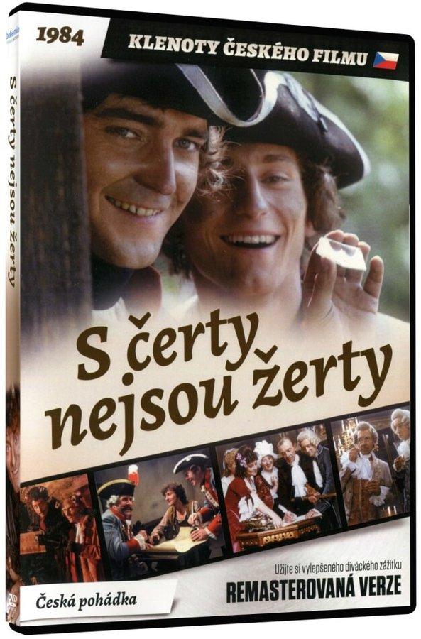 S čerty nejsou žerty (DVD) - remasterovaná verze