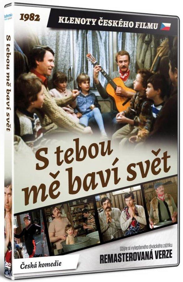 S tebou mě baví svět (DVD) - remasterovaná verze