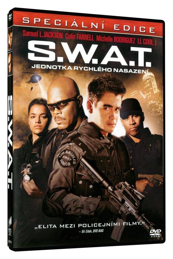 SWAT - Jednotka rychlého nasazení (DVD)