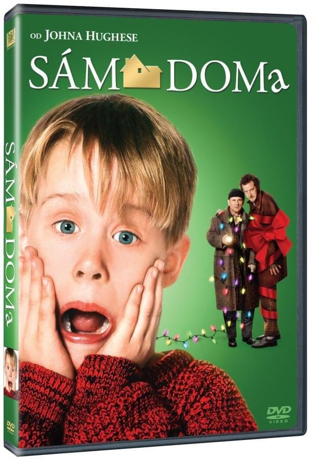 Sám doma (DVD)