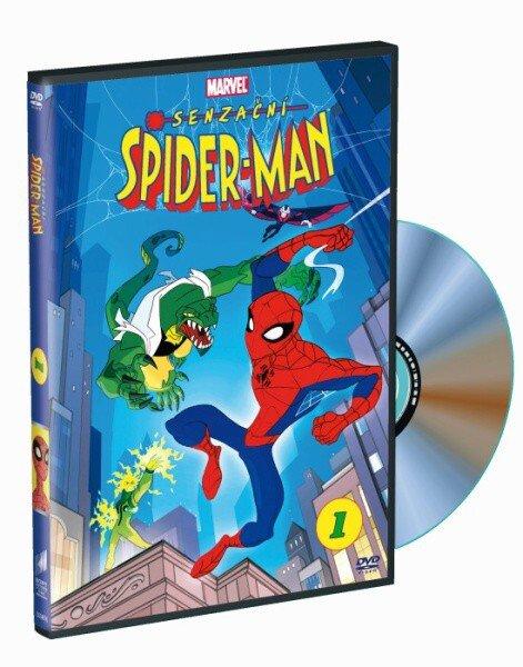 Senzační Spider-Man 1 (DVD)