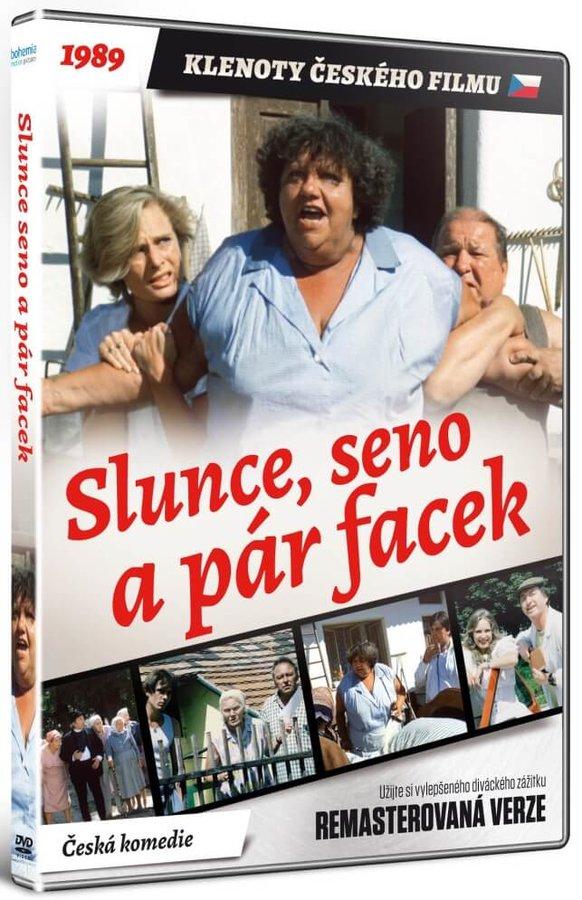 Slunce, seno a pár facek (DVD) - remasterovaná verze