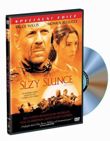 Slzy slunce S.E. (DVD)