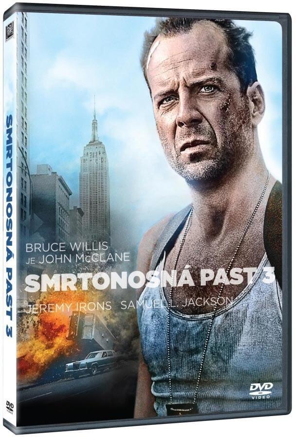 Smrtonosná past 3 (DVD)