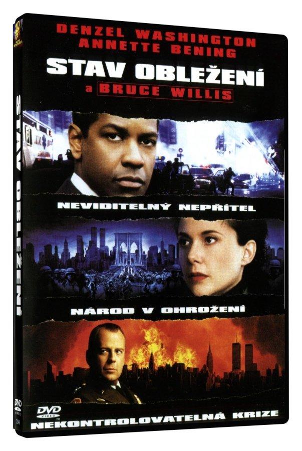 Stav obležení (DVD)