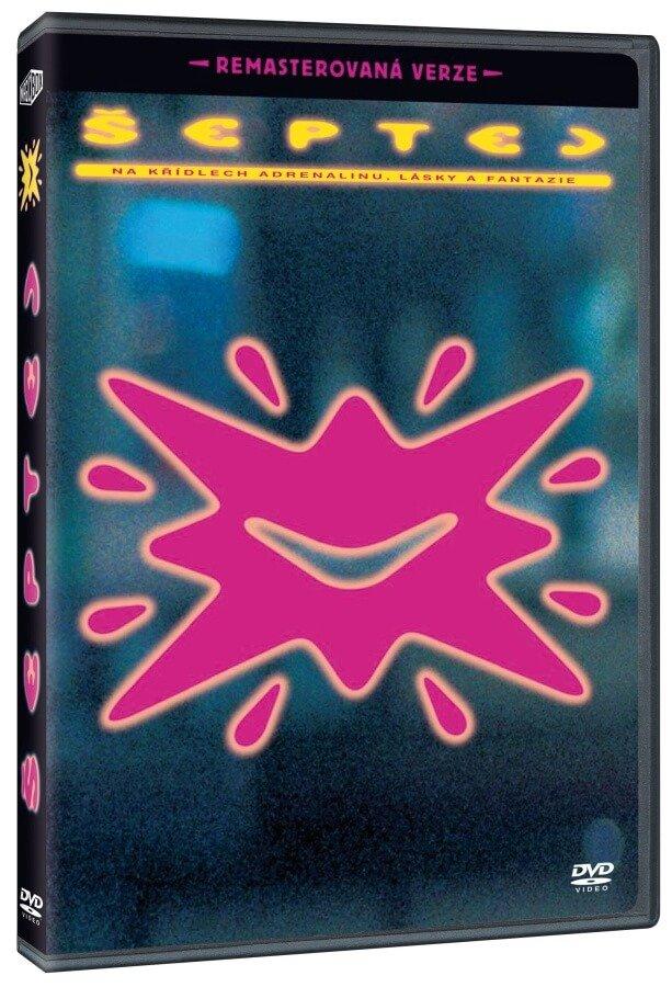 Šeptej (DVD) - remasterovaná verze