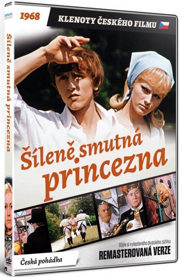 Šíleně smutná princezna (DVD) - remasterovaná verze