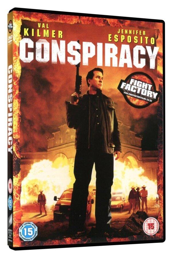 Tajná dohoda (DVD)