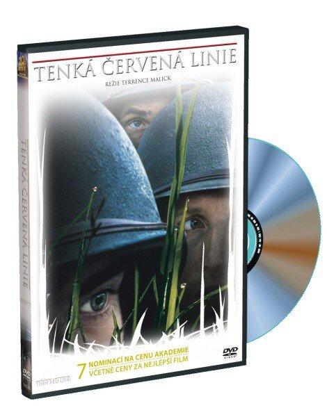 Tenká červená linie (DVD)