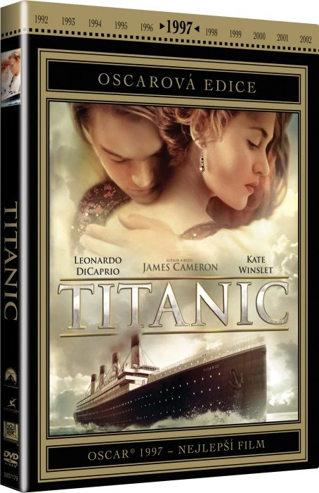 Titanic (2DVD) - Oscarová edice