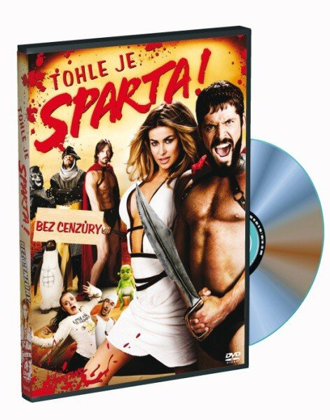Tohle je Sparta! (DVD)
