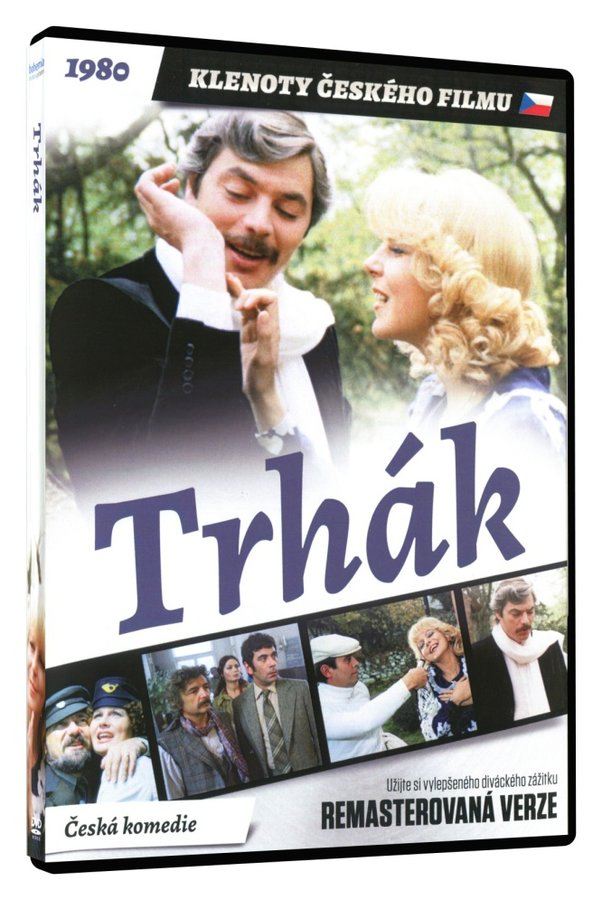 Trhák (DVD) - remasterovaná verze