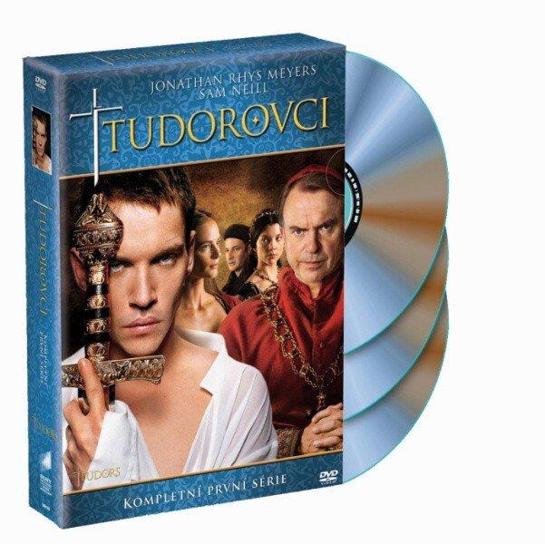 Tudorovci 1. sezóna - 3xDVD