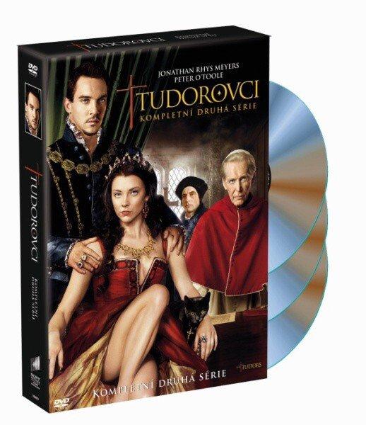 Tudorovci 2. sezóna - 3xDVD