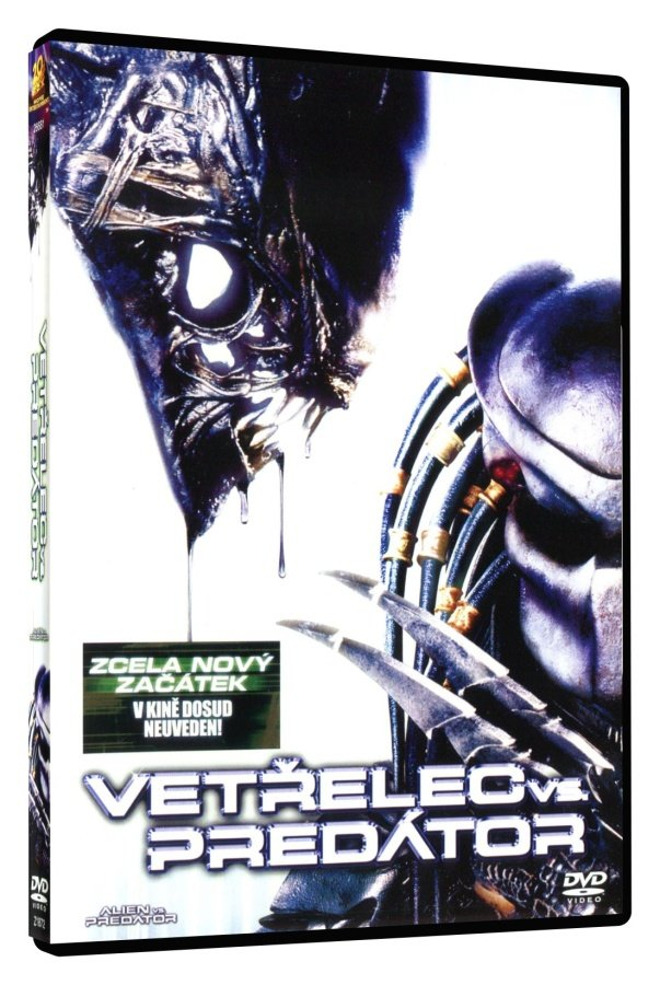 Vetřelec vs. Predátor (DVD)