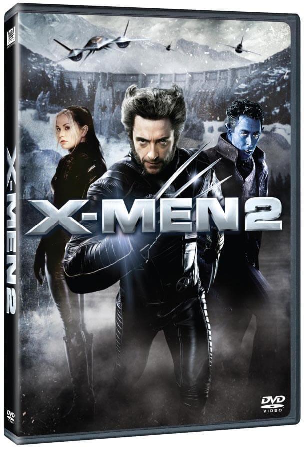 X-Men 2 - 1 DVD