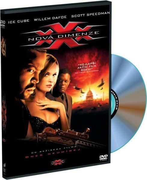 xXx: Nová dimenze (DVD)