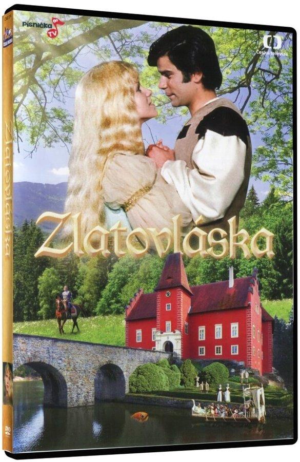 Zlatovláska (DVD)