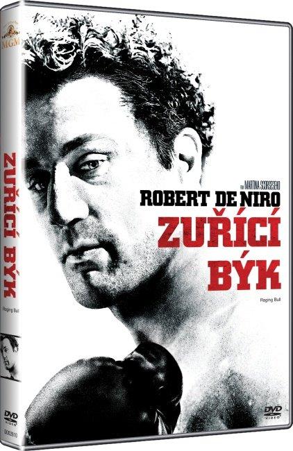 Zuřící býk (DVD)