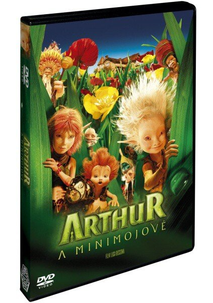 Arthur a Minimojové (DVD)