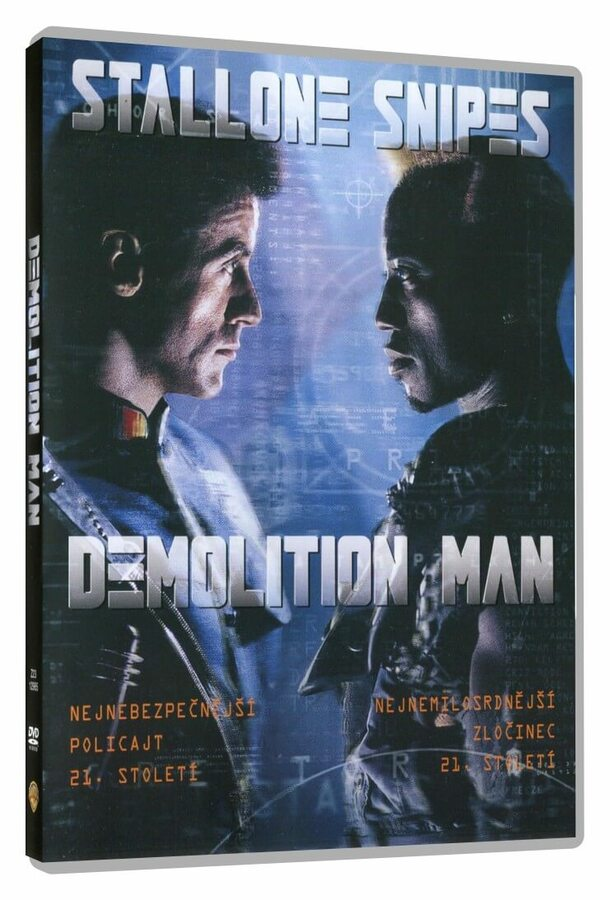 Demolition Man (DVD) - Warner Bros. Bestsellery