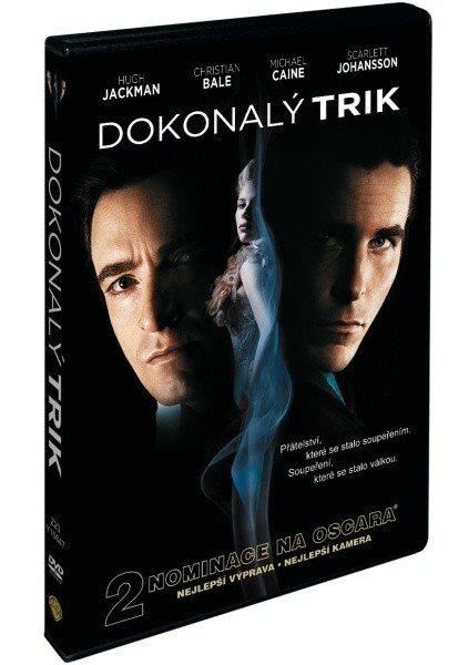 Dokonalý trik (DVD)