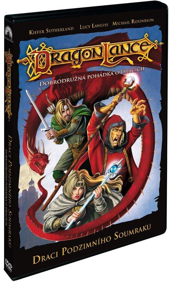 Dragonlance: Draci podzimního soumraku (DVD)