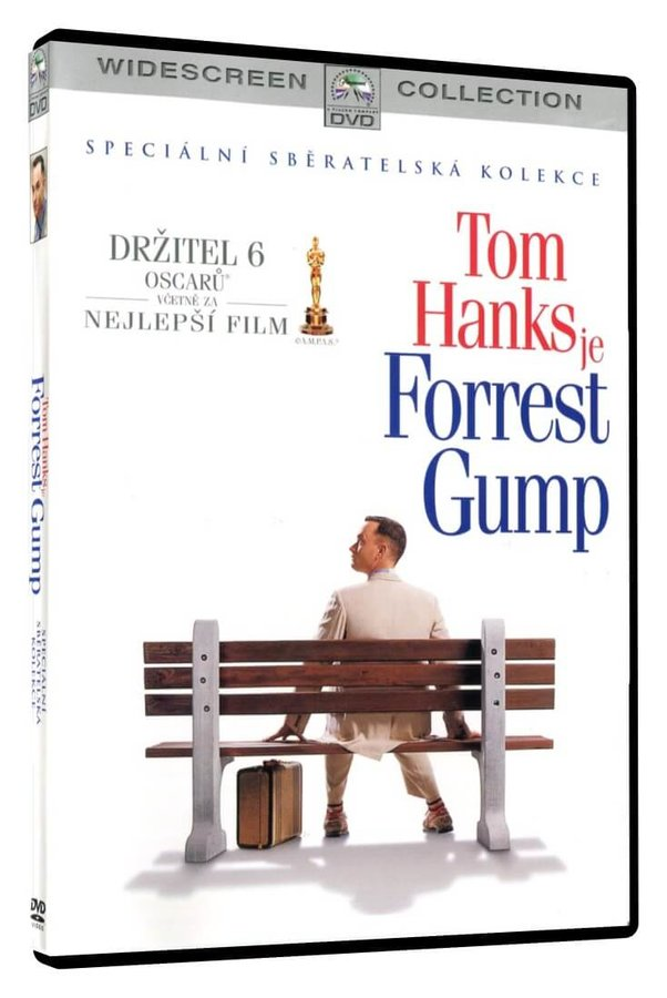 Forrest Gump (2 DVD) - speciální edice s bonusy