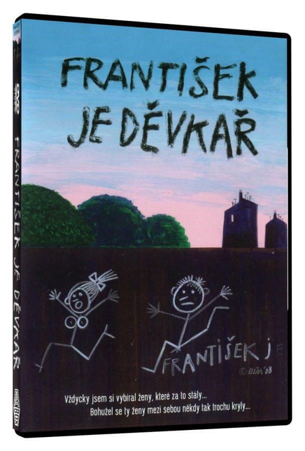 František je děvkař (DVD)