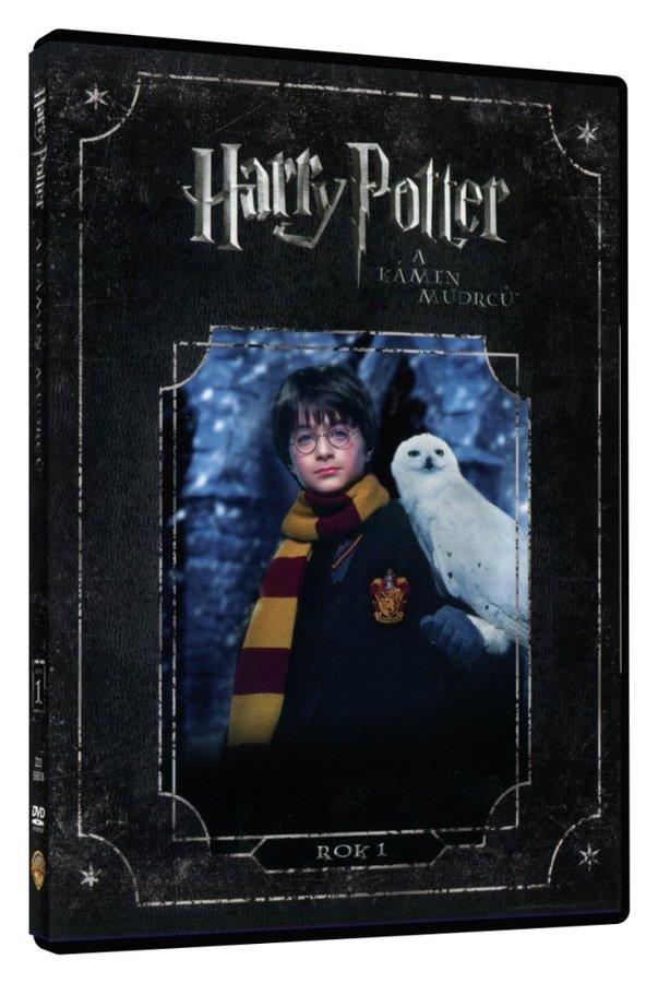 Harry Potter a kámen mudrců - 1xDVD